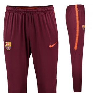Barcelona Squad Training Pant – Maroon