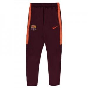 Barcelona Squad Training Pant – Maroon – Kids