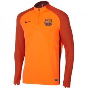 Barcelona Strike Aeroswift Drill Top – Orange