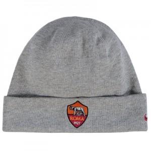 AS Roma Training Beanie – Dk Grey