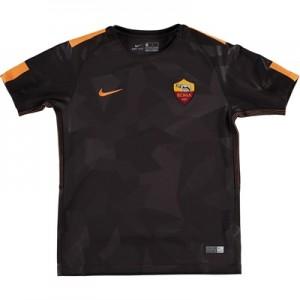 AS Roma Third Stadium Shirt 2017-18 – Kids