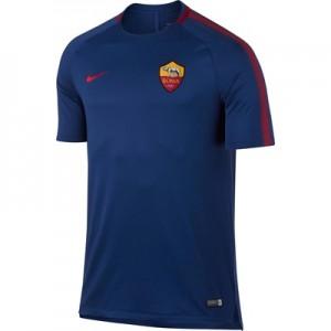 AS Roma Squad Training Top – Royal Blue