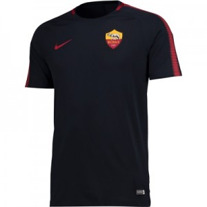 AS Roma Squad Training Top – Dk Blue