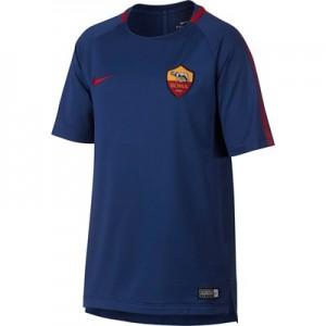 AS Roma Squad Training Top – Royal Blue – Kids