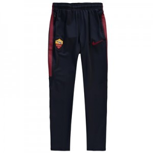 AS Roma Squad Training Pant – Dk Blue – Kids