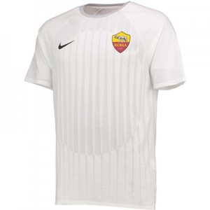 AS Roma Match T-Shirt – White