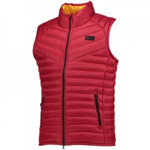 AS Roma Authentic Down Vest – Red