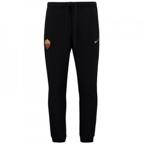 AS Roma Core Cuffed Pant – Black