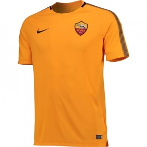 AS Roma Squad Training Top – Orange