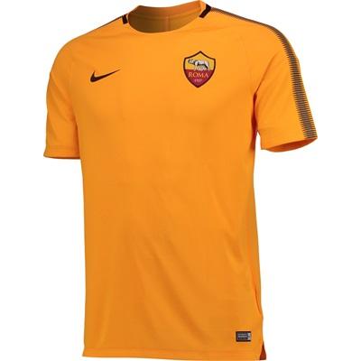AS Roma Squad Training Top – Orange