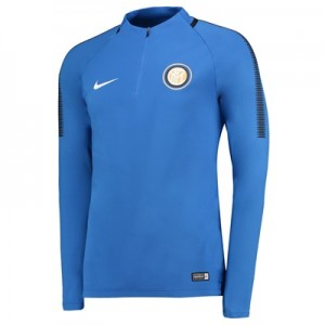 Inter Milan Squad Drill Top – Royal Blue