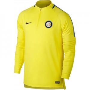 Inter Milan Squad Drill Top – Yellow