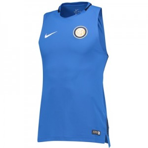 Inter Milan Squad Sleeveless Training Top – Royal Blue