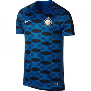 Inter Milan Squad Pre Match Top – Royal Blue