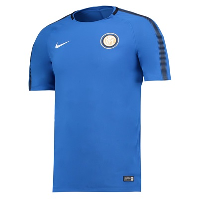 Inter Milan Squad Training Top – Royal Blue