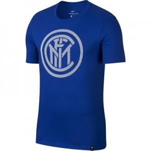 Inter Milan Crest T-Shirt – Royal Blue