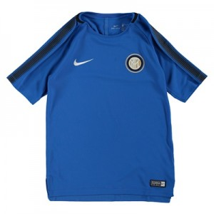 Inter Milan Squad Training Top – Royal Blue – Kids