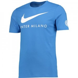 Inter Milan Pre Season T-Shirt – Blue