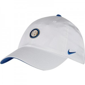 Inter Milan Core Cap – White