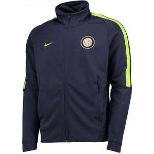 Inter Milan Authentic Franchise Jacket – Blue