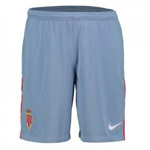 AS Monaco Away Stadium Shorts 2017-18