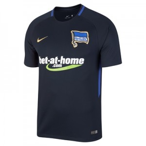 Hertha Berlin Away Stadium Shirt 2017-18