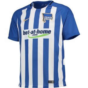 Hertha Berlin Home Stadium Shirt 2017-18