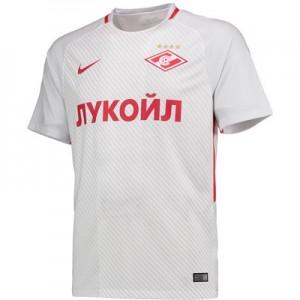 Spartak Moscow Away Stadium Shirt 2017-18