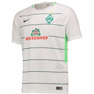 Werder Bremen Away Stadium Shirt 2017-18