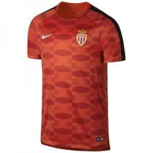 AS Monaco Squad Pre Match Top – Red