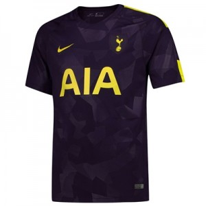 Tottenham Hotspur Third Stadium Shirt 2017-18 – Kids
