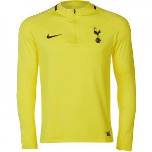 Tottenham Hotspur Squad Drill Top – Yellow