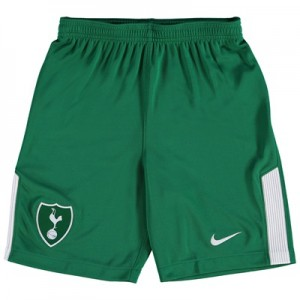 Tottenham Hotspur Goalkeeper Shorts 17-18 – Kids
