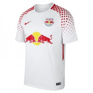 Red Bull Salzburg Home Stadium Shirt 2017-18