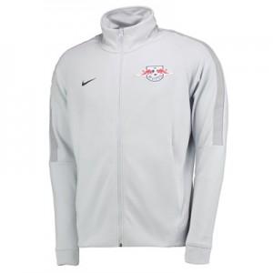 RB Leipzig Authentic Franchise Jacket – White