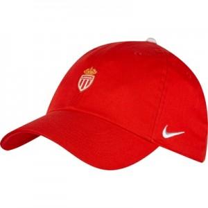 AS Monaco Core Cap – Red