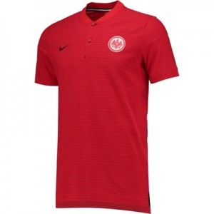 Eintracht Frankfurt Authentic Grand Slam Polo – Red