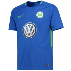 VfL Wolfsburg Away Stadium Shirt 2017-18