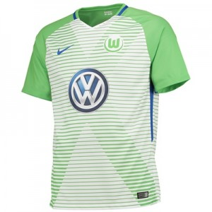 VfL Wolfsburg Home Stadium Shirt 2017-18
