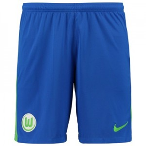 VfL Wolfsburg Away Stadium Shorts 2017-18