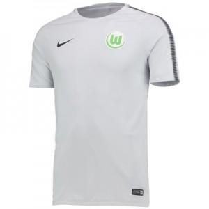 VfL Wolfsburg Squad Training Top – Grey