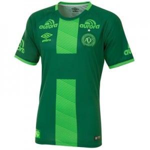 Chapecoense Away Shirt 2016-17