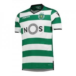 Sporting Lisbon Home Shirt 2017-18