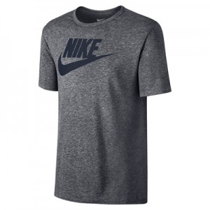 Nike Sportswear Futura Icon T-Shirt – Grey