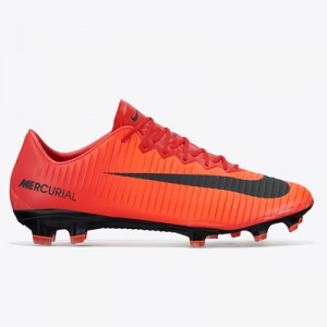 Nike Mercurial Vapor XI Firm Ground Football Boots – Red