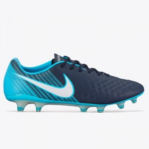 Nike Magista Opus II Firm Ground Football Boots – Blue