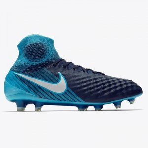 Nike Magista Obra II Firm Ground Football Boots – Blue