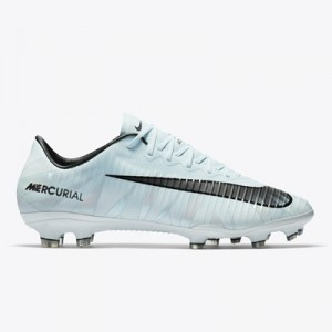 Nike Mercurial Vapor XI CR7 Firm Ground Football Boots – White