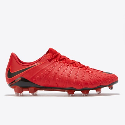 Nike Hypervenom Phantom IIII Firm Ground Football Boots – Red