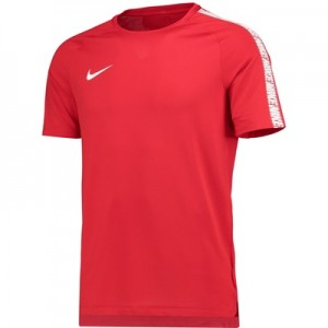 Nike Breathe Squad Training Top – Red